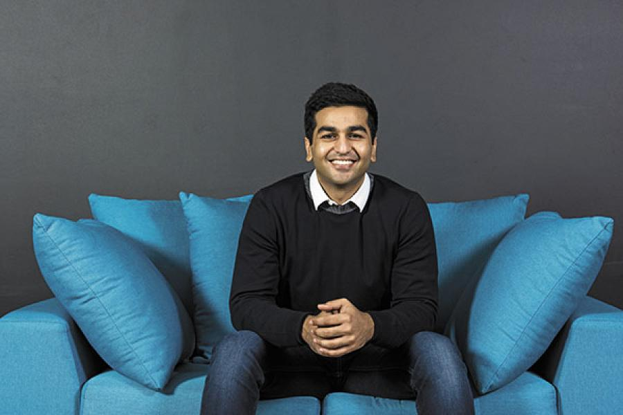 Kavin Mittal goes his own way