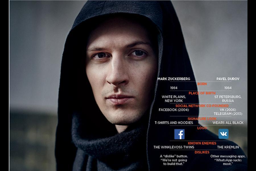 Meet Pavel Durov, the Mark Zuckerberg of Russia