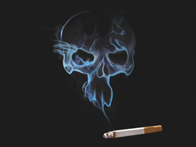 Smoking Kills, but who cares?