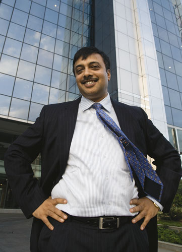 Vinod Dasari, Chief Operation Officer, Ashok Leyland