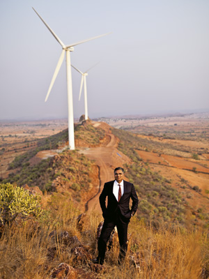 Mytrah's Big Bet On Wind Energy