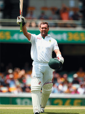 Is Jacques Kallis Test Cricket's Unsung Hero?
