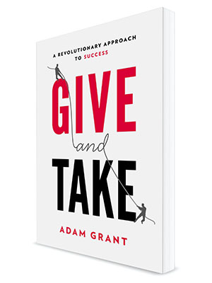 Give and Take: Kind Acts Can Fetch Corporate Success