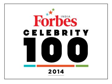 Forbes india celebrity 100 special assessment