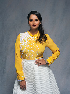 Sania Mirza: The queen of her court