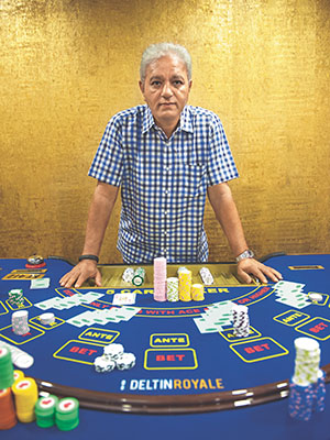 Jaydev Mody: The Measured Gambler
