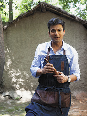 The making of Vikas Khanna