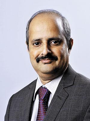 KG Krishnamoorthy Rao is MD and CEO of Future Generali