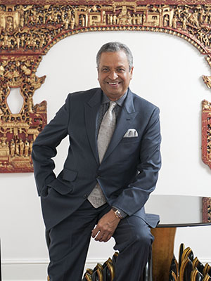 Meet Binod Chaudhary, the richest man in Nepal