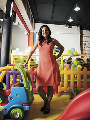 How Naiyya Saggi built BabyChakra into a mothers' social network