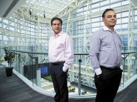 Motilal Oswal Financial Services: The house that Raamdeo Agrawal and Motilal Oswal built