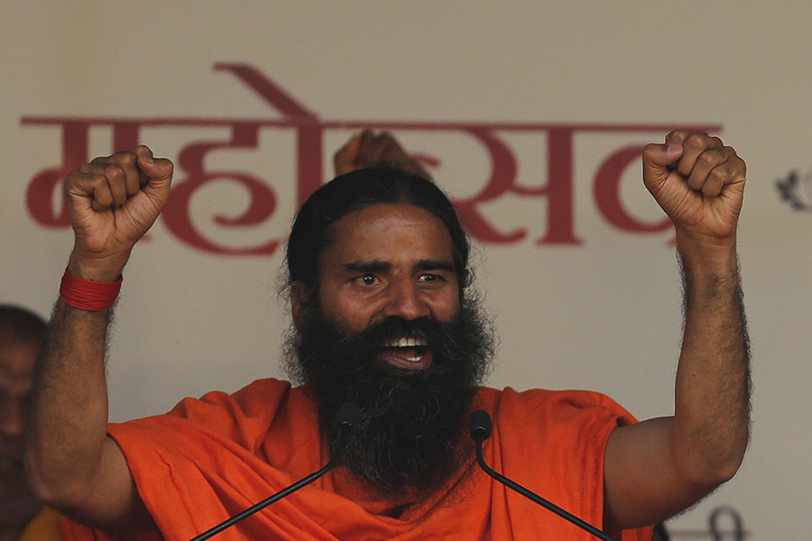 Patanjali notches Rs 10561 crore turnover