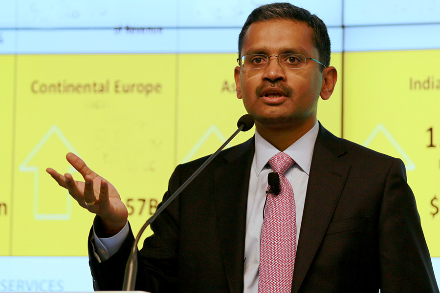 TCS stock slips 1% despite better Q3 numbers