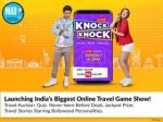 Exclusive: MakeMyTrip unveils in-app live travel gameshow 'Knock Knock'