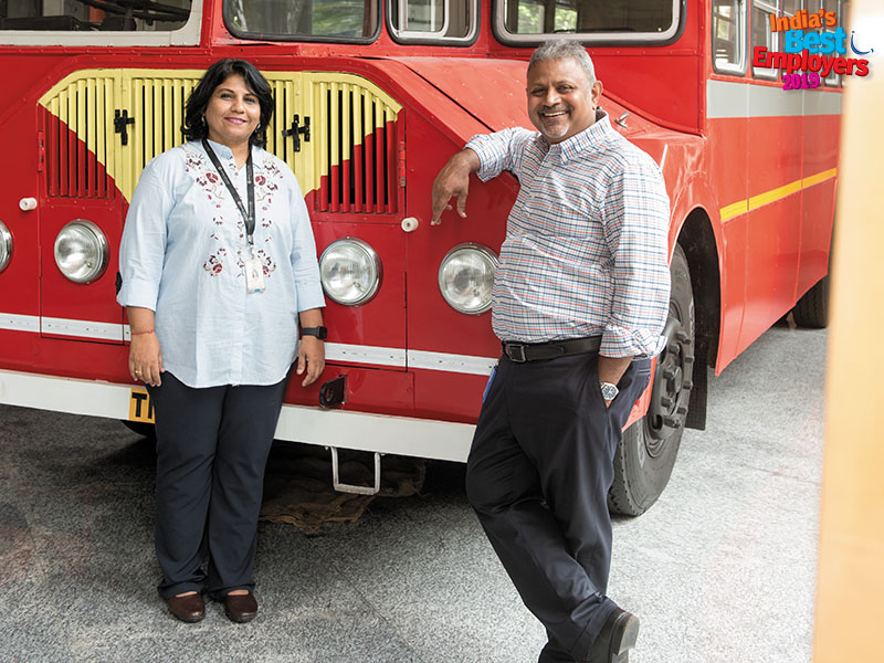 Ashok Leyland: From tradition to transition