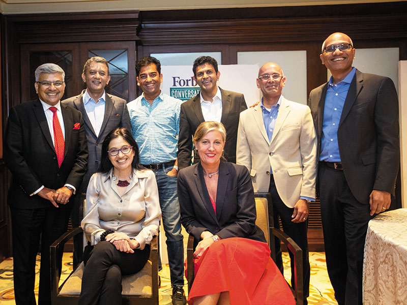 Forbes India Conversations: AI is one technology where India can fully leverage its people