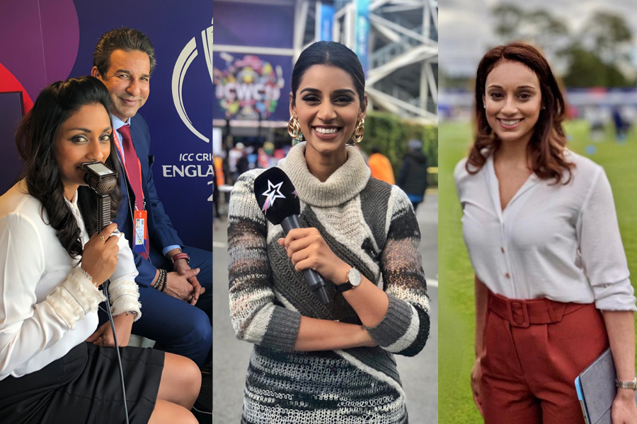 World Cup 2019: Women get an equal say in the commentary box