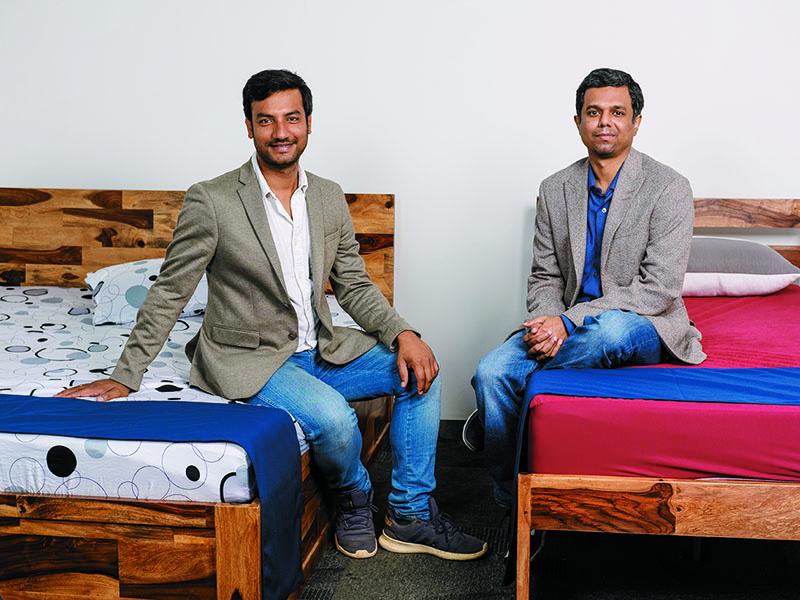 wakefit cofounders