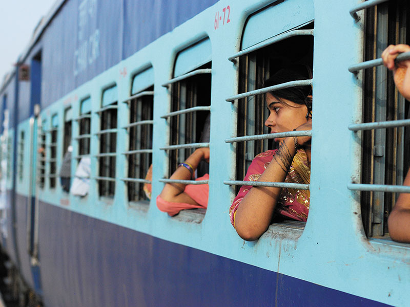 Indian Railways' private play