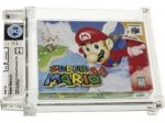 25-year-old copy of Super Mario 64 video game sells for record $1.56 million
