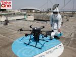 Vaccine delivery, the drone way
