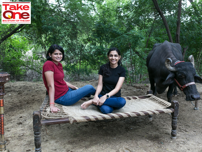 How Two IITians Shunned The Herd Mentality To Sell Cattle Online   Forbes India