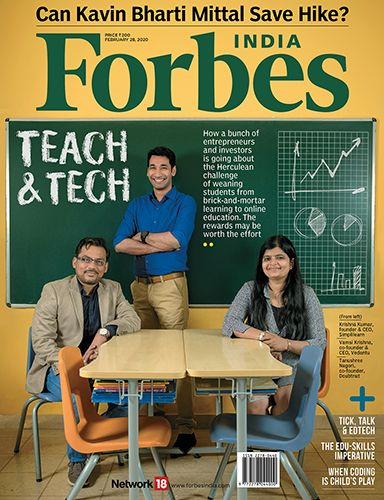 Forbes India Latest Issue