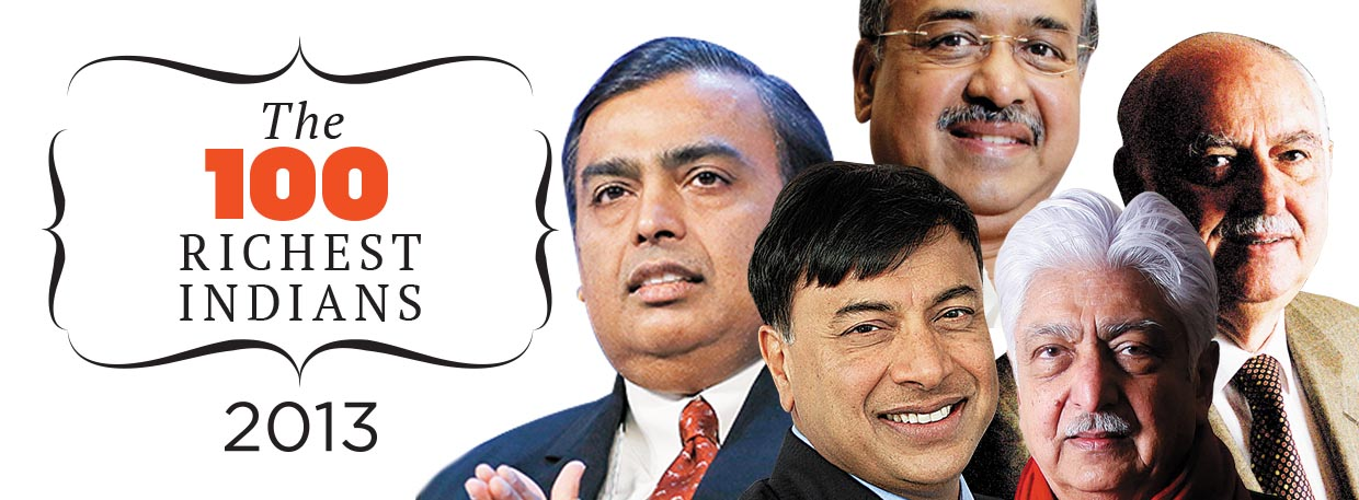 India Rich List 2013 - Forbes India Magazine
