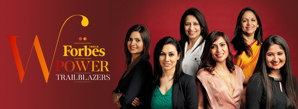 2018 W-Power Trailblazers - Forbes India Magazine