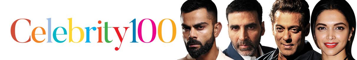 2019 Celebrity 100