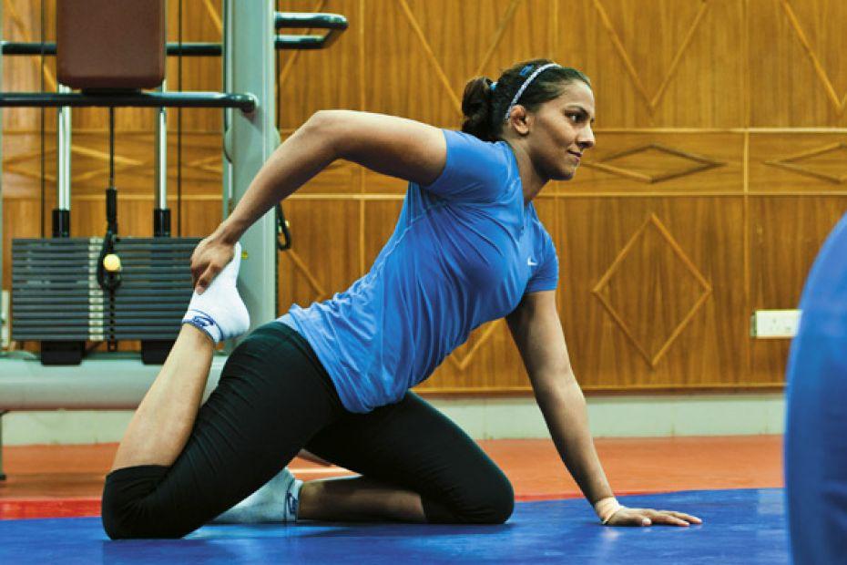 Indian Stars At London Olympics 2012