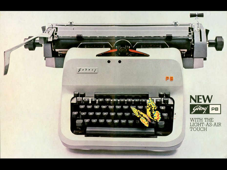 Typewriter - an ordinary machine which made journalism and typing extraordinary