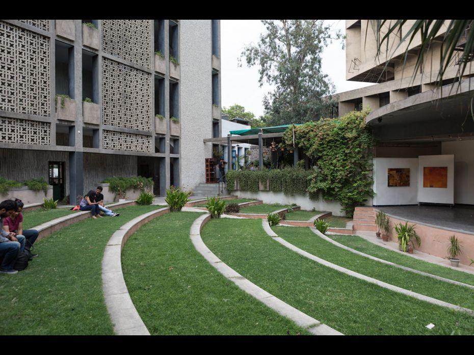 Delhi's modern architectural heritage