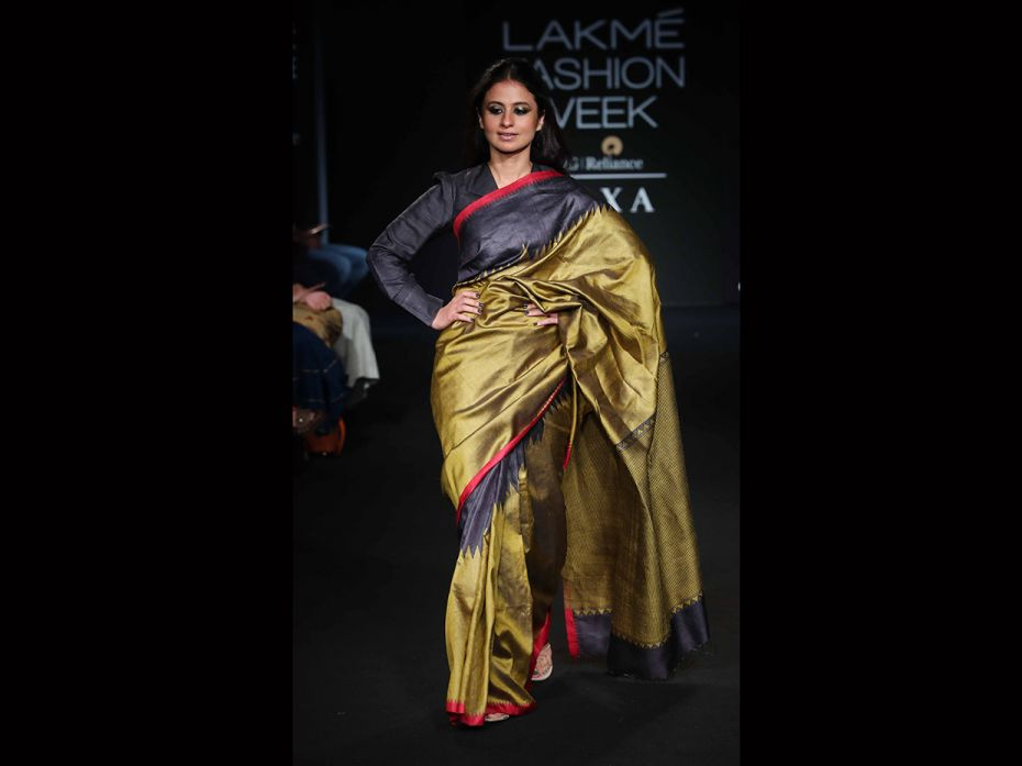 Lakmé Fashion Week Winter/Festive 2018 celebrates Sustainable Fashion Day