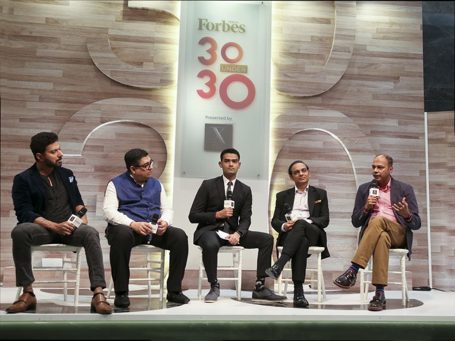 Glimpses from the Forbes India 30Under30 Soirée