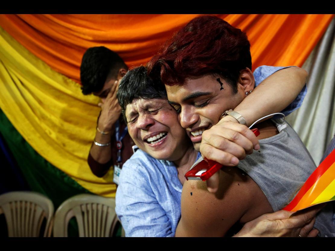 Section 377 verdict: Pride wins over prejudice