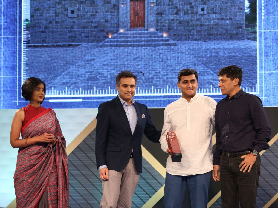 Glimpes from the 1st Forbes India Design Awards