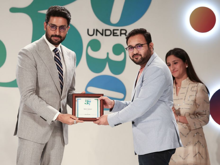Forbes India 30 Under 30 Class of 2019 felicitated at star-studded event