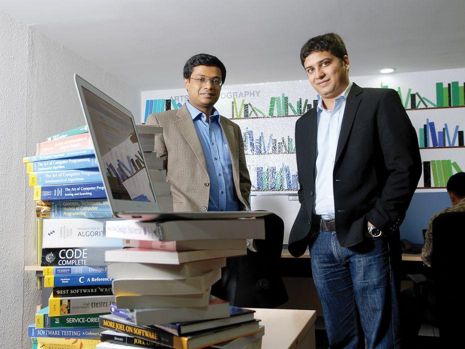 Flipkart cofounders