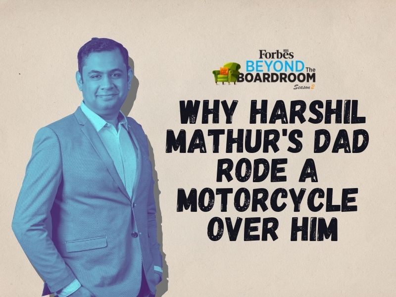 Harshil Mathur SM
